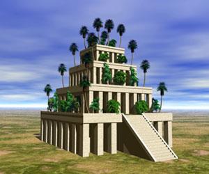 Hanging Gardens Of Babylon Image