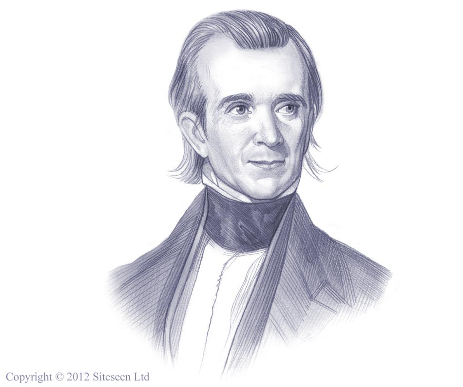 Picture of James Knox Polk